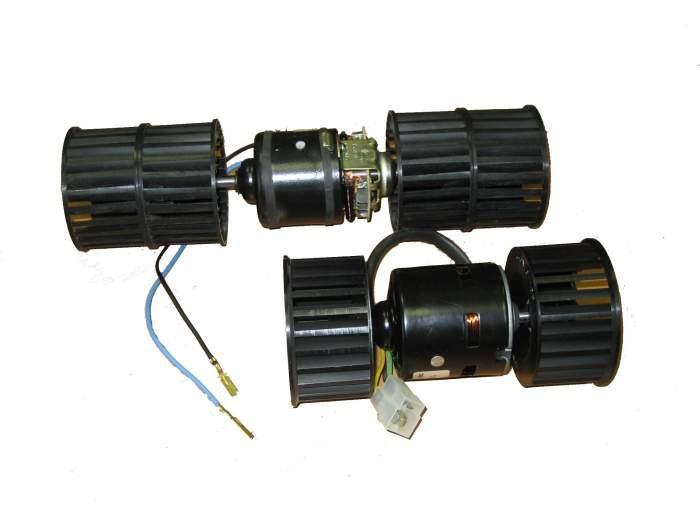 Электродвигатели 12в и 24в для